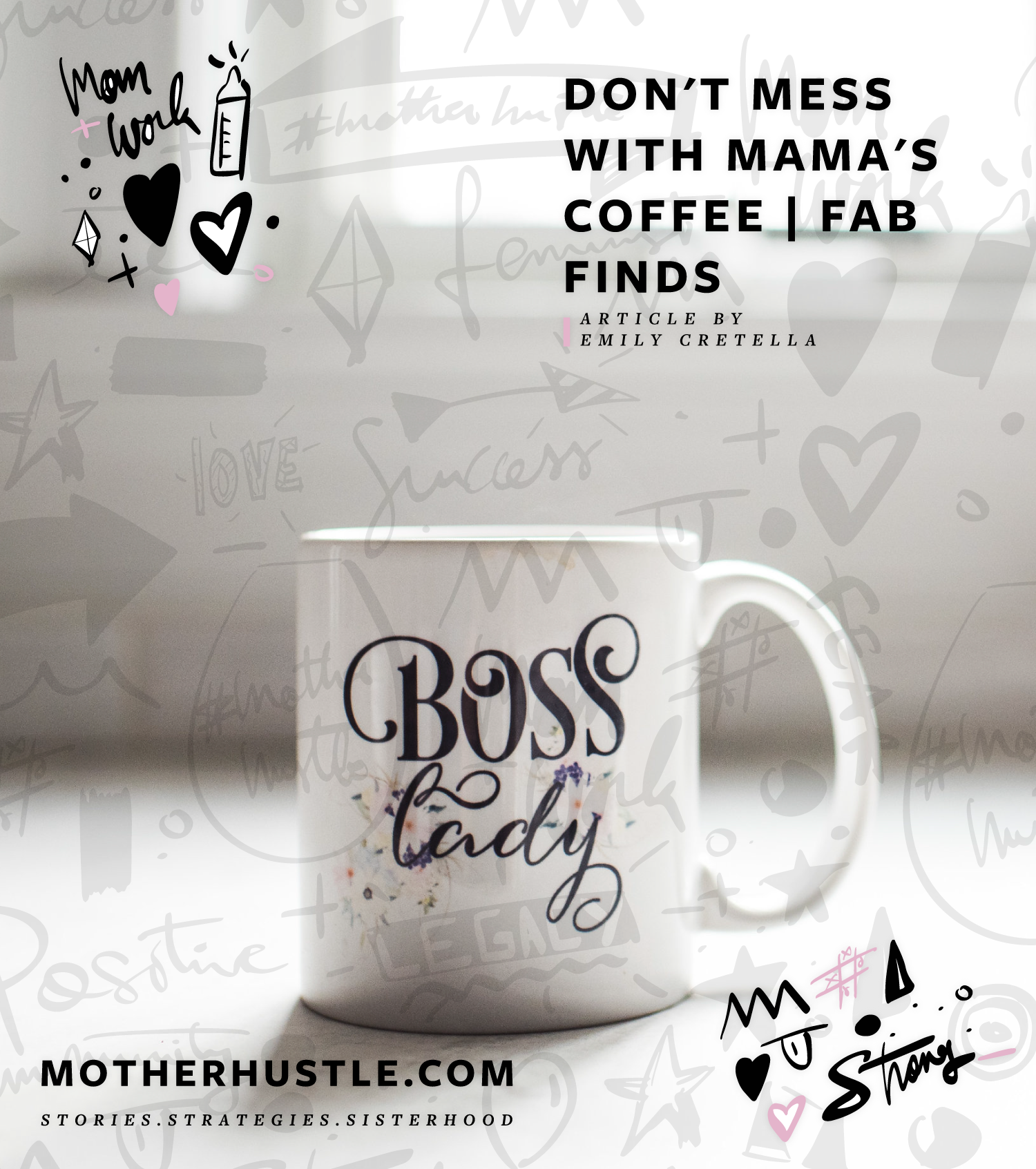 Don't Mess With Mama's Coffee - Fab Finds