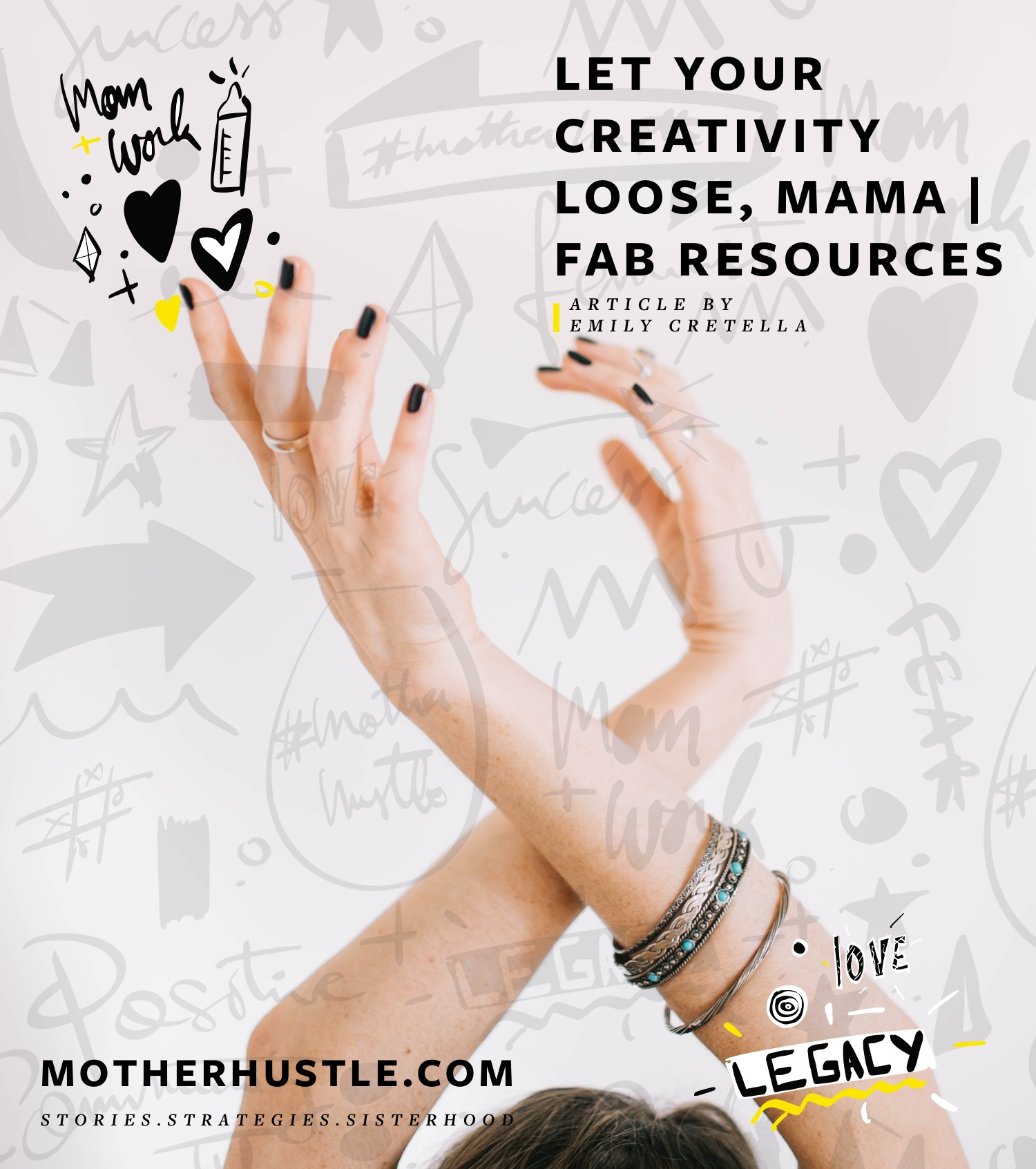 Let Your Creativity Loose, Mama- Fab Resources