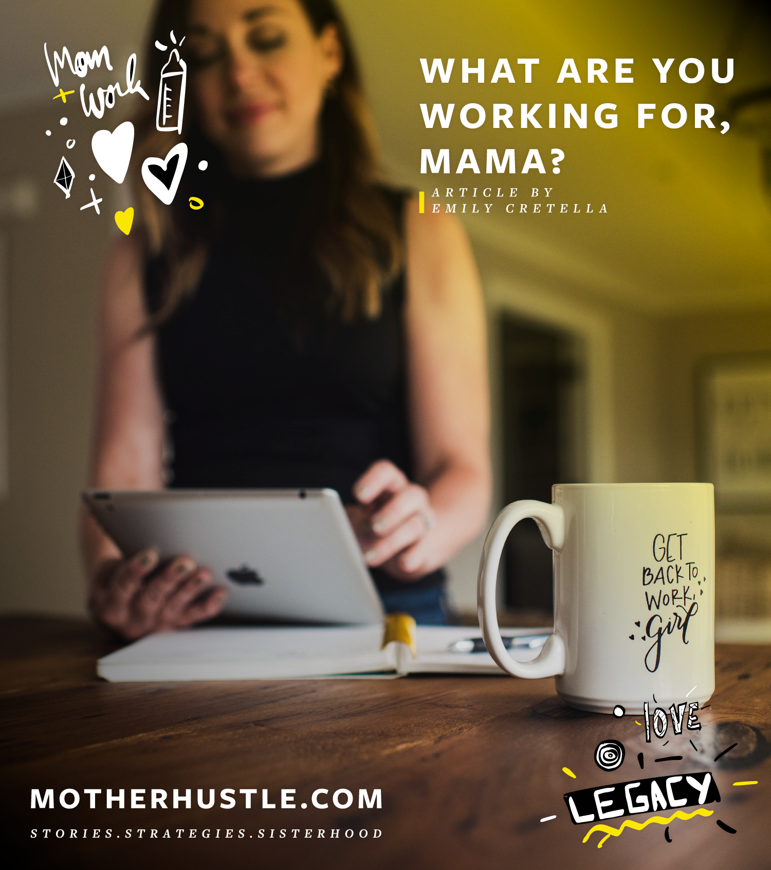 Ambition - What Are You Working for, Mama?