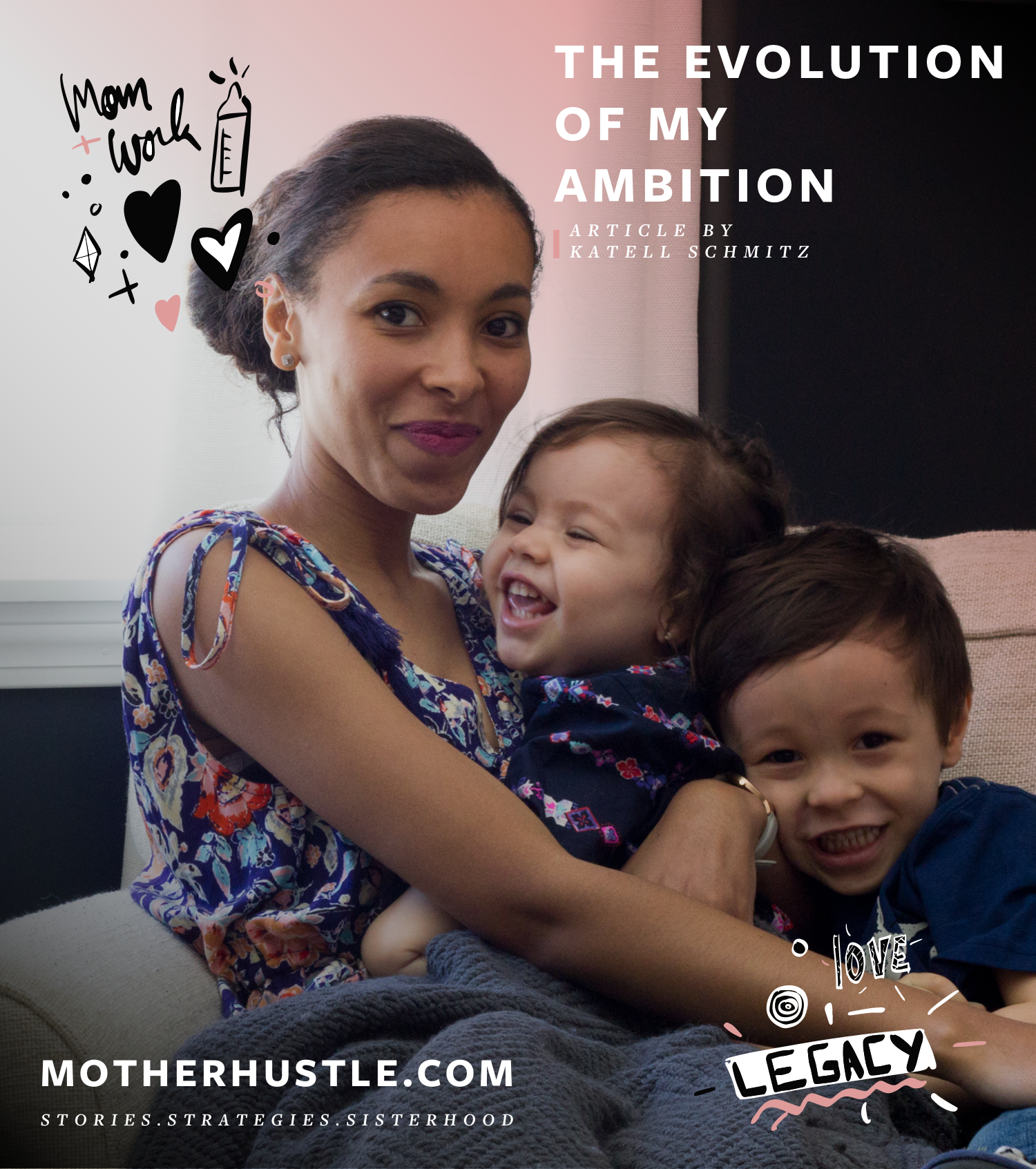 The Evolution of My Ambition - Katell Schmitz MotherHustle