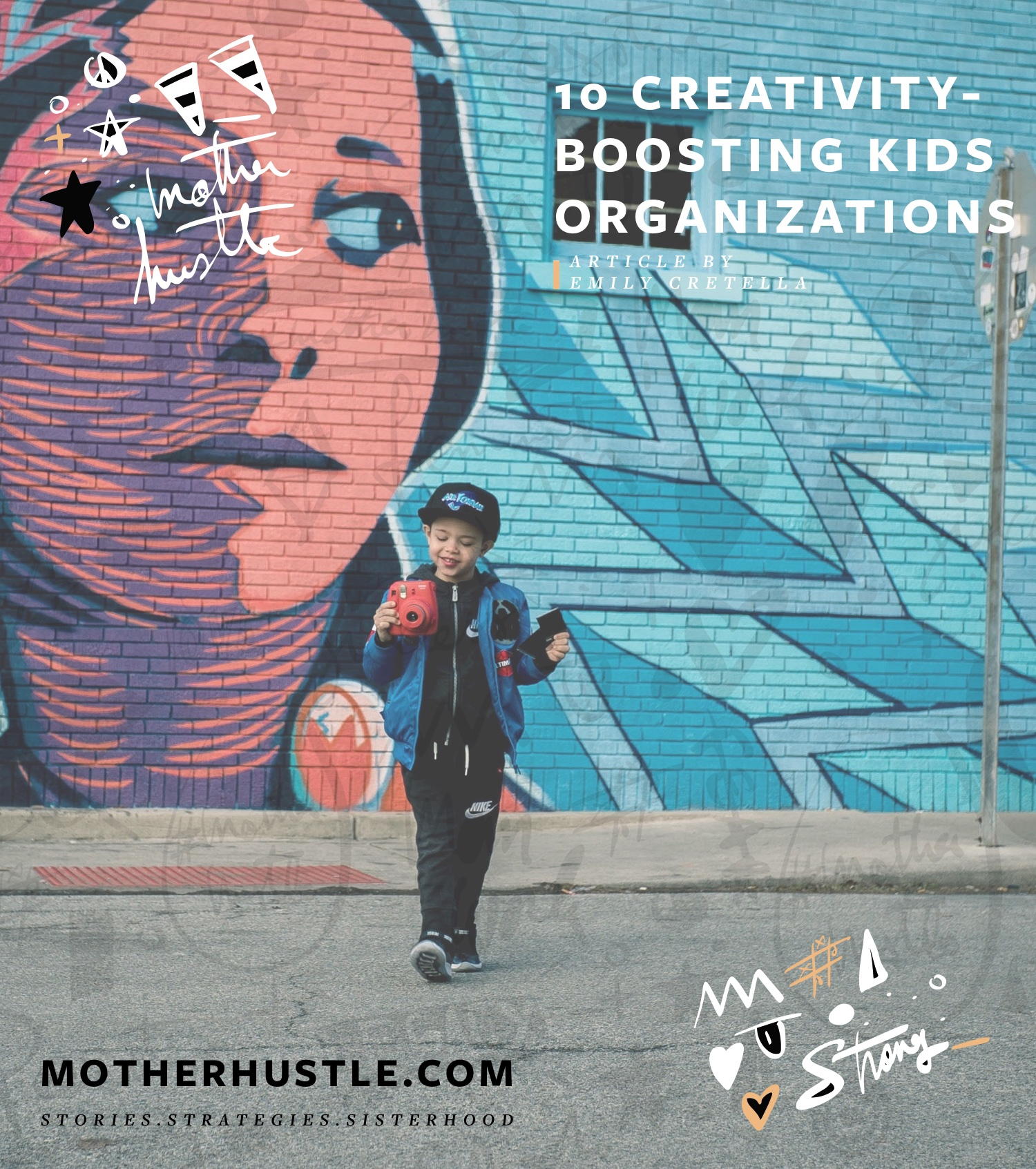 10 Creativity-Boosting Kids Organizations | Fab Finds