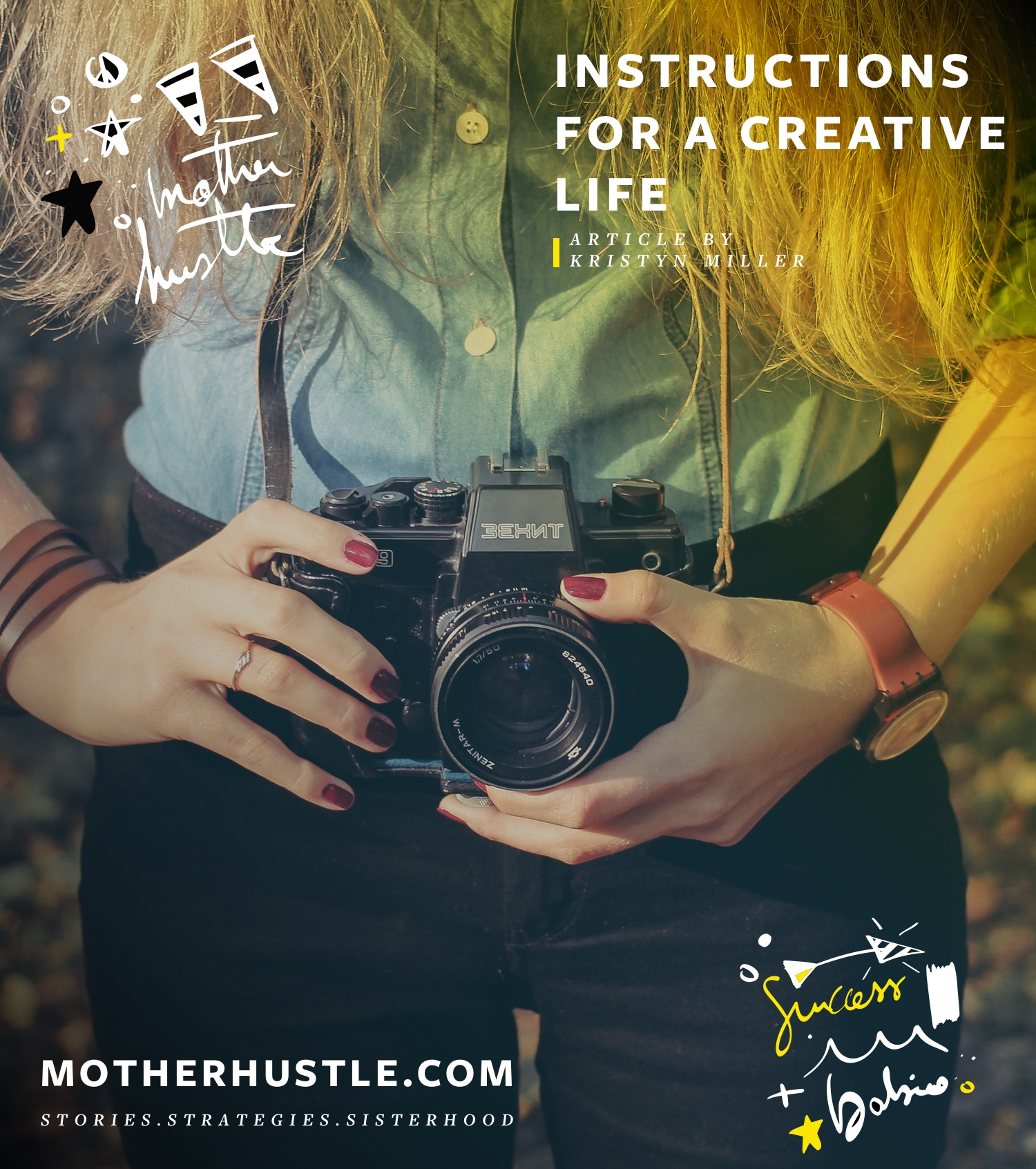 Instructions for a Creative Life - Kristyn Miller Photography