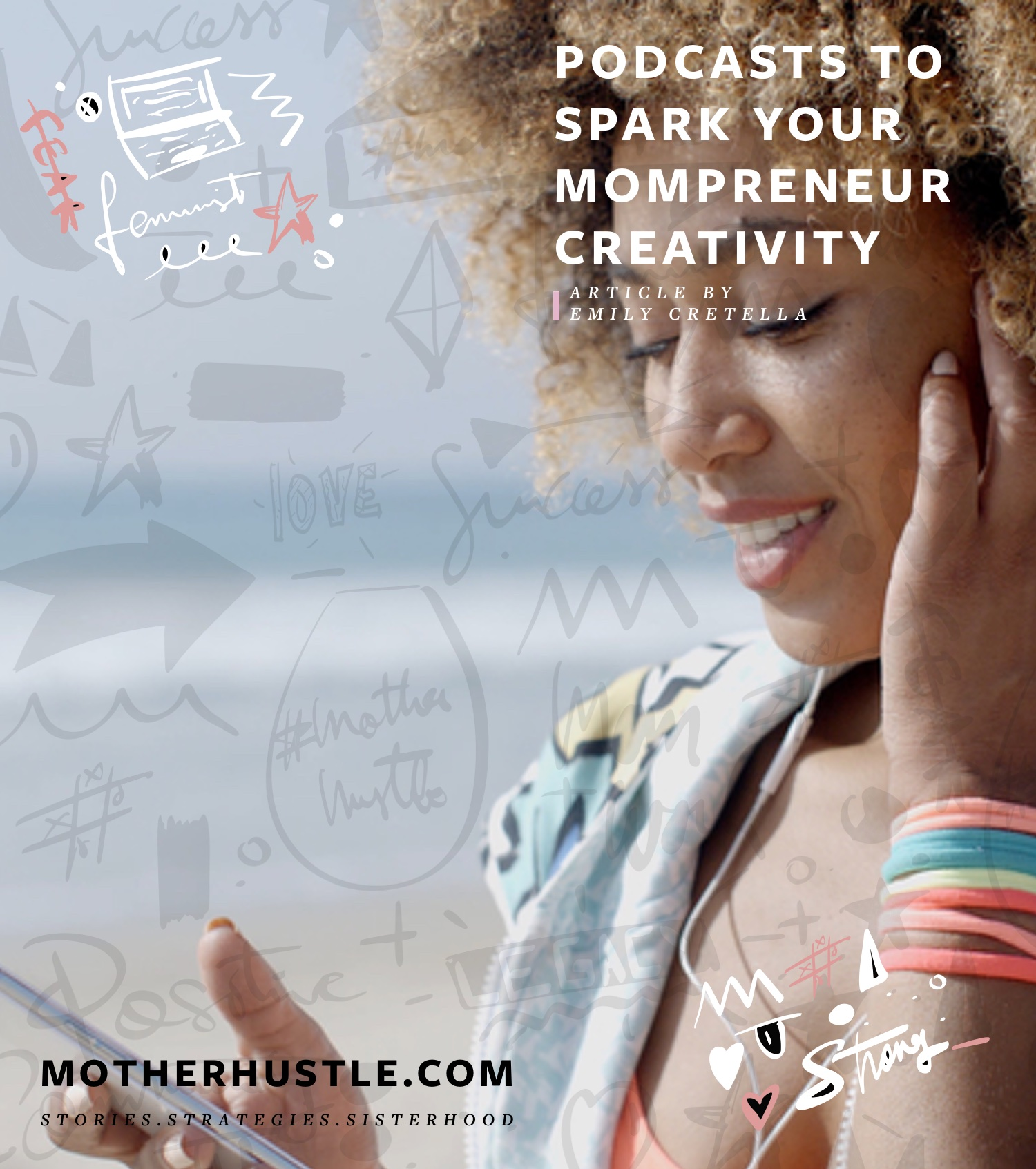Podcasts to Spark Your Mompreneur Creativity