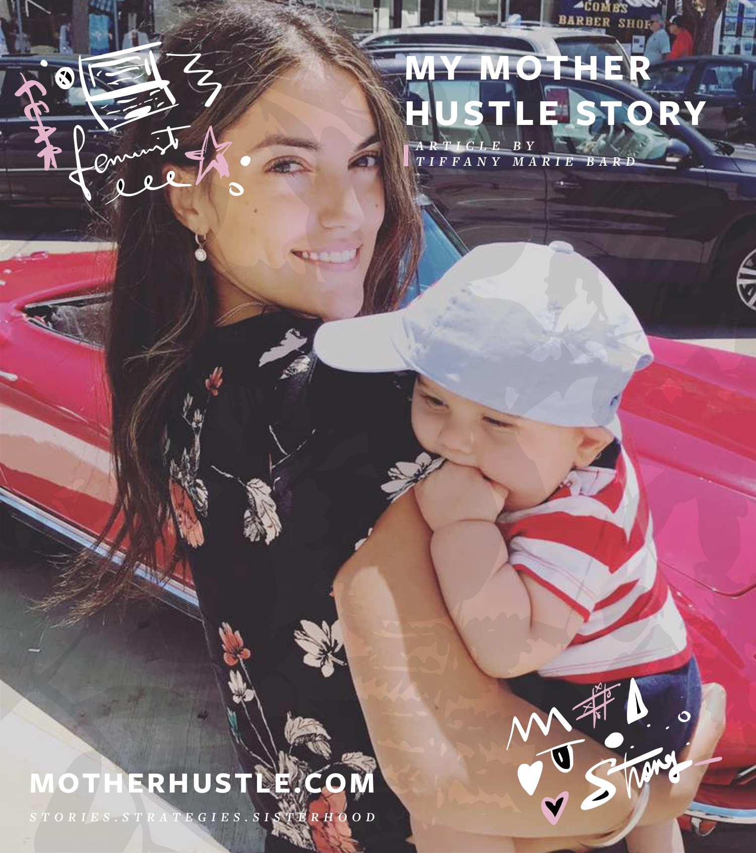 Tiffany Marie Bard's #MyMotherHustle Story