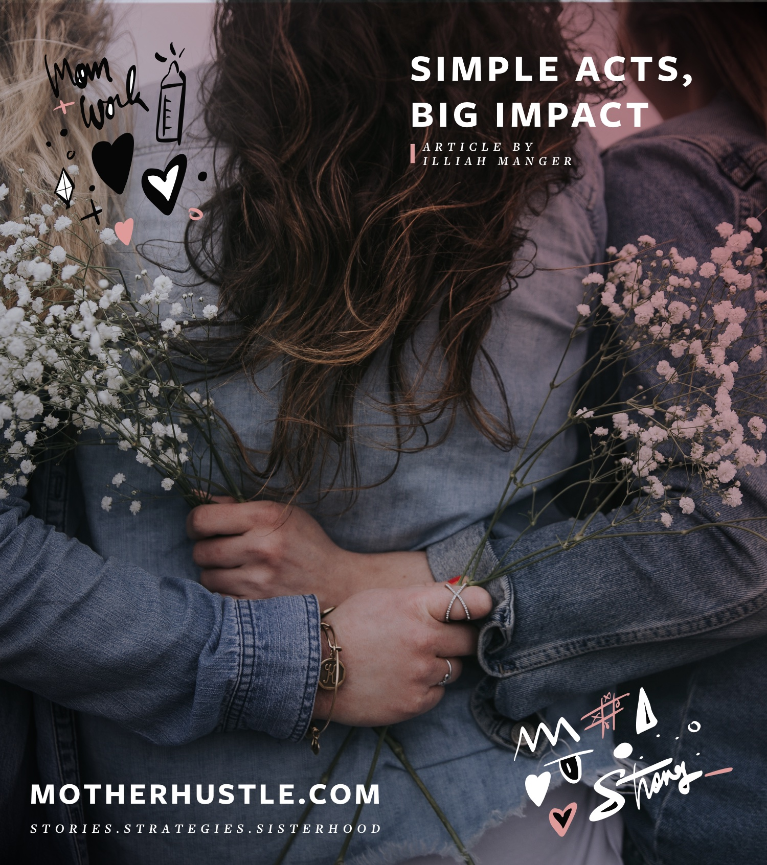 Simple Acts, Big Impact - by Illiah Manger MotherHustle