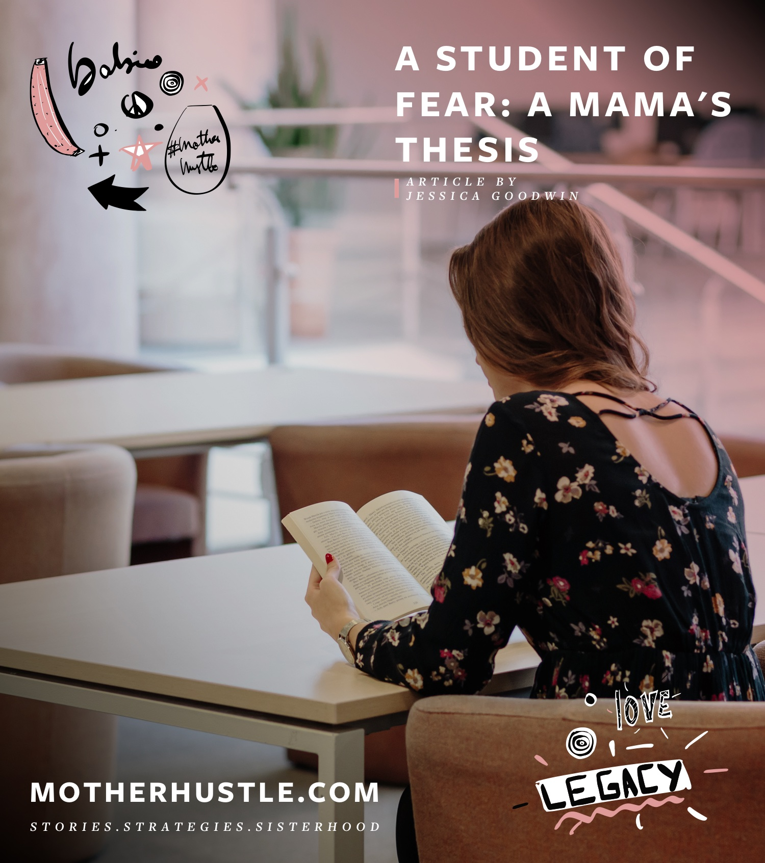 A Student of Fear: A Mama's Thesis