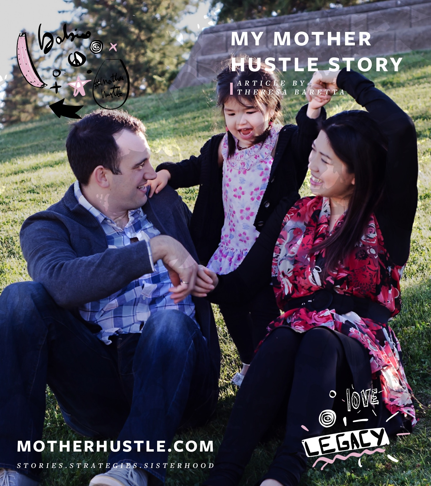 MyMotherHustle Story - Theresa Baretta