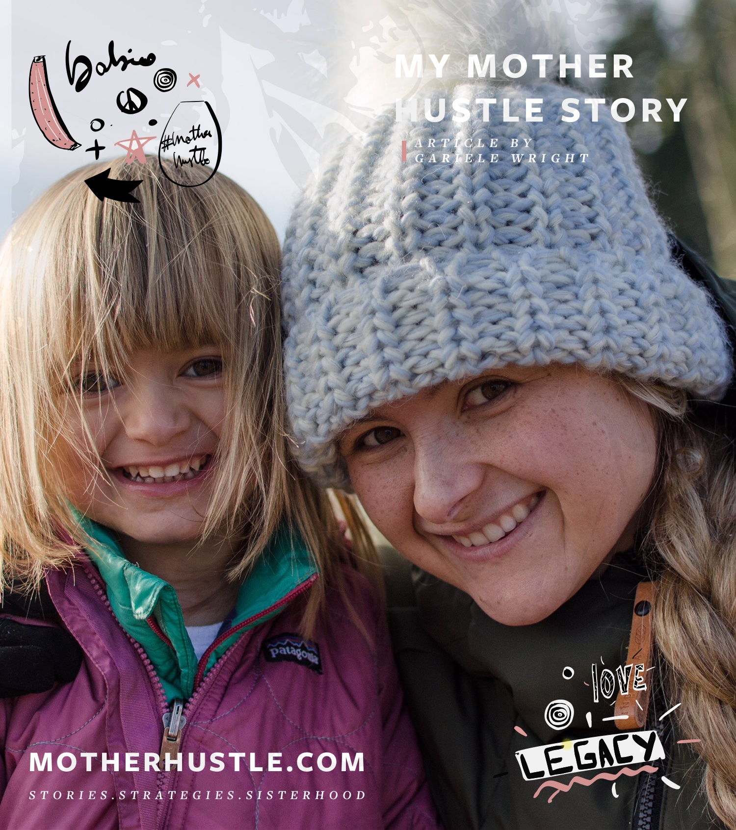 MyMotherHustle Story - Gariele Wright